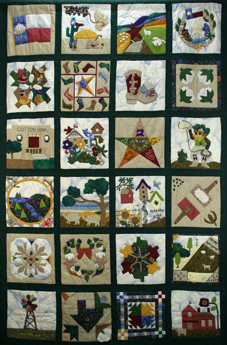 Tda Quilt Collection