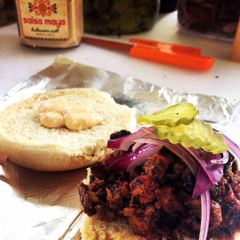 deliciously spicy brisket sandwich try this classic brisket sandwich ...
