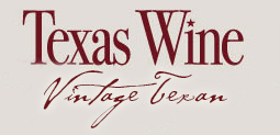 Texas Wine - Toast a rising star (logo)